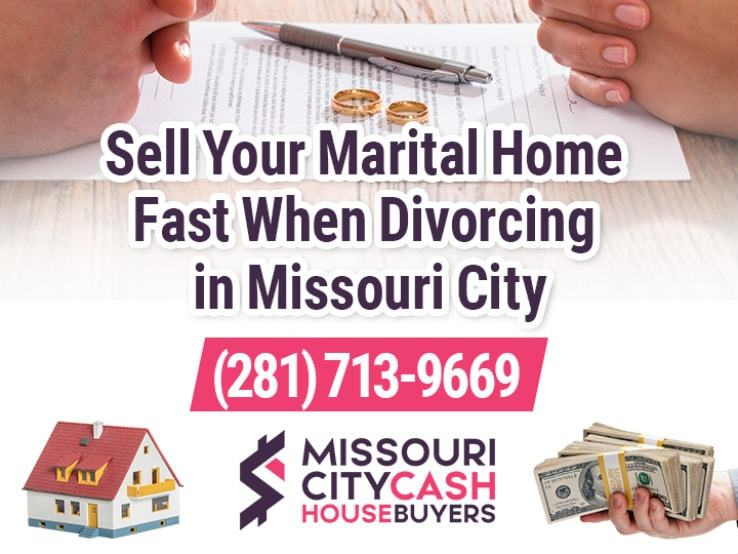 missouri city divorce