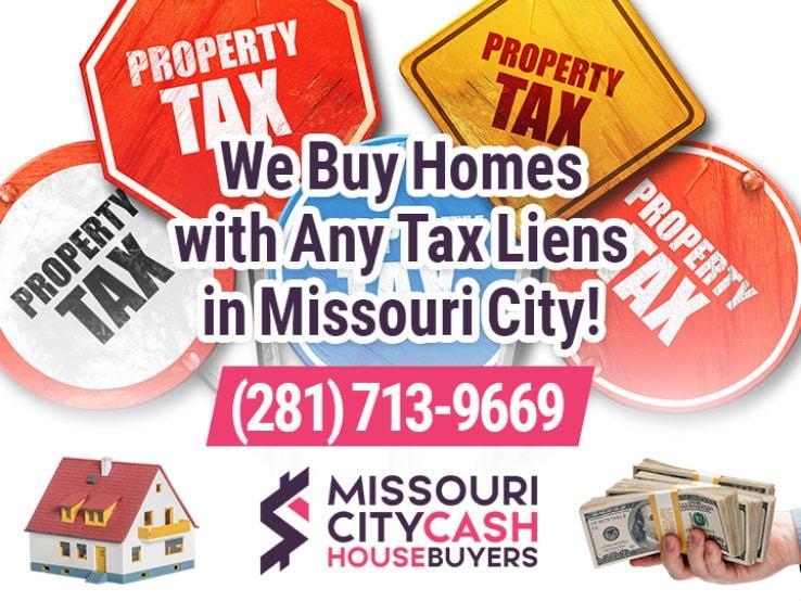 missouri city tax liens